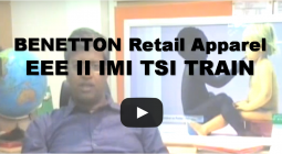BENETTON Retail Apparel EEE II IMI TSI TRAIN