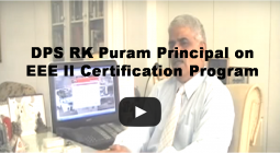 dps-rk-puram-principal-on-eee-ii-certification-program