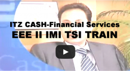 ITZ CASH Financial Services-EEE II IMI TSI TRAIN