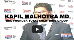KAPIL MALHOTRA MD AND FOUNDER TOTAL SOLUTIONS GROUP