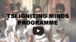 TSI IGNITING MINDS PROGRAMME