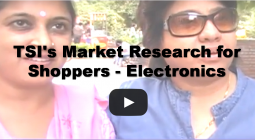 TSIs Market Research for Shoppers  Electronics